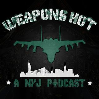 Weapons Hot: A NYJets Podcast Recon Missions: A Sit-Down with Geoff Magliocchetti