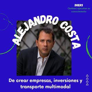Alejandro Costa - Transporte multimodal, empresas, negocios e inversiones