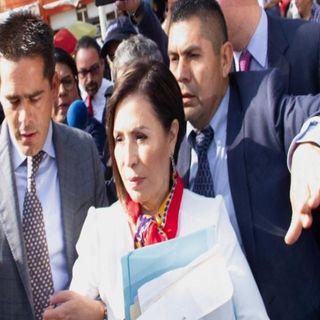 Rosario Robles, permanece en el penal de Santa Martha Acatitla