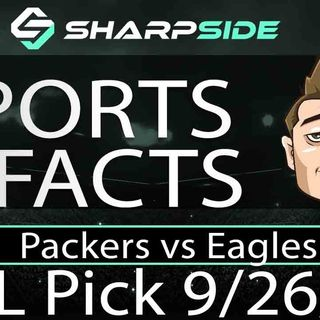 FREE NFL Thursday Night Betting Pick - Eagles vs Packers