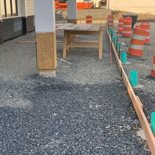Hire a licensed concrete foundation repair queens