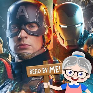 Avengers - Meditation Story