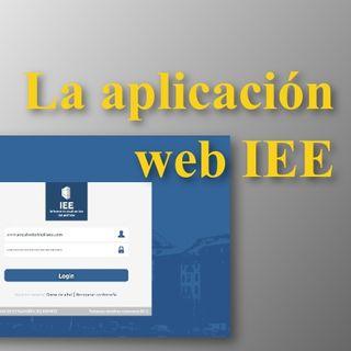 Aplicación IEE
