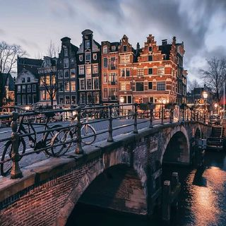 Episode 1 - NETHERLAND'S LIFE