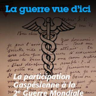 Amour, médecine et correspondant de guerre