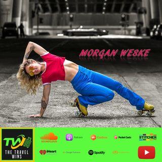 Morgan Weske Dance Skater