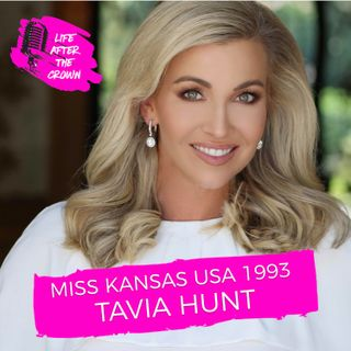 Miss Kansas USA 1993 Tavia Hunt - Being a Pageant Mom, Wife of an NFL Team Owner and What Changes She Would Like to See For Miss USA