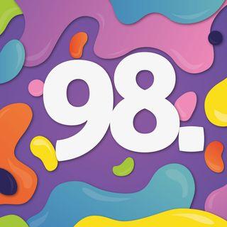 DRM - 98. vysílání
