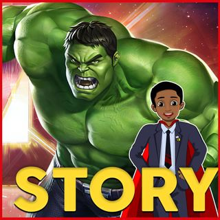Hulk - Sleep Story
