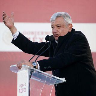 Asegura López Obrador que habrá democracia sindical