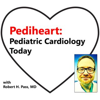 Pediheart Podcast #44: Aortic Coarctation and Late Stroke and Coronary Artery Risk
