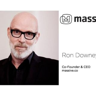 Radio ITVT: Ron Downey, Co-Founder and CEO of OTT UX Specialist, Massive