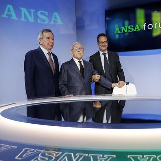 Forum ANSA con l'ex direttore Sergio Lepri