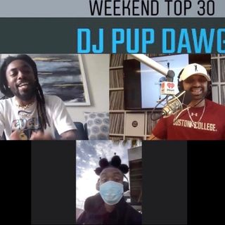 02-12-21 Earthgang Joins Dj Pup Dawg Weekend Top30