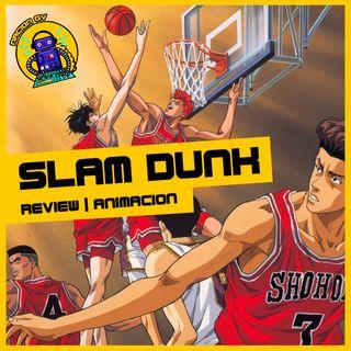 Slam Dunk | Review Animación | 10 de enero