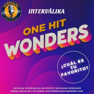 INTERVÁLIKA especial One Hit Wonders vol. 1