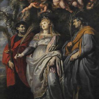 Santa Domitila, mártir
