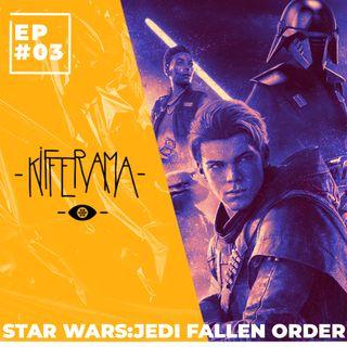 Kifferama - #03 - Star Wars: Jedi Fallen Order
