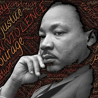 Martin Luther King Didn't Die In Vain! Listen!