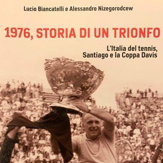 """Nize racconta... """"Corrado Barazzutti: quando i più forti eravamo noi"""""""