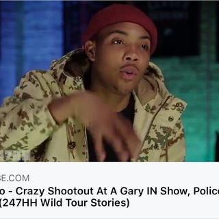 G Herbo says Gary, Indiana was the craziest 🚨🚨🚨🚨🚨😂⚠️⚠️⚠️