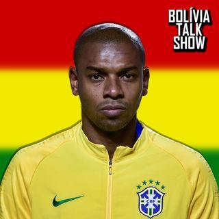 """#80. Fernandinho: """"Tite não fica atrás de Guardiola como técnico"""" - Bolívia Talk Show"""