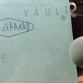 Def Leppard The vault 1980-1995 LP