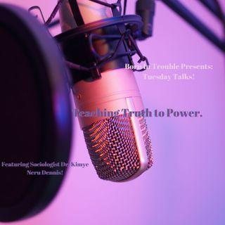 Teaching Truth To Power.