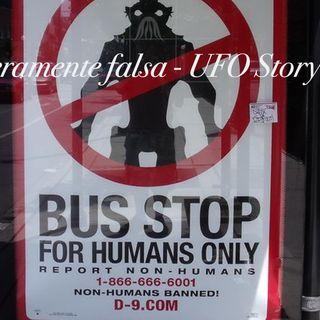 Veramente falsa - UFO Story