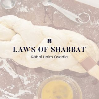 3: Shabbat Laws: How to ask a Non-Jew for help