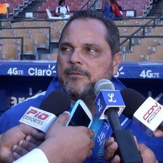 Rueda de prensa Junior Noboa, GG Tigres del Licey