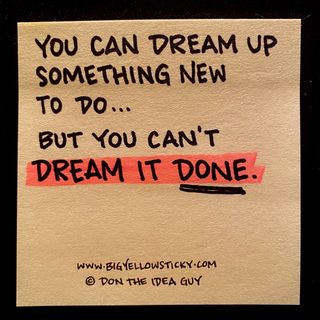 Dream It Done : BYS 344