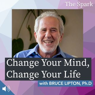 The Spark 066: Change Your Mind, Change Your Life with Dr. Bruce Lipton