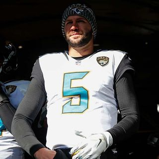 Blake Bortles Doesn't Care About Constant Criticism
