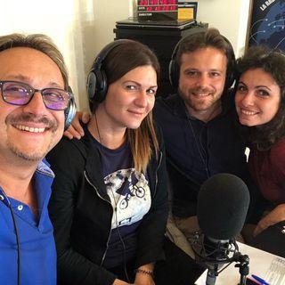 303 - Dopocena con... Gemma Donati, Marco Vivio e Giulia Santilli - 18.10.2018