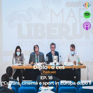 EP.18 Cultura, cinema e sport in Europa dopo il Covid - Panel Mare Liberum 2020