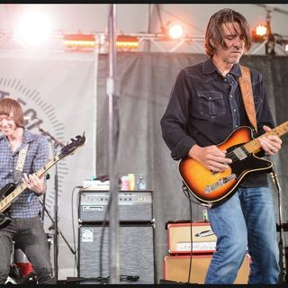 Drive-By Truckers: Newport Folk Festival 2017 on NPR's All Songs Considered Live