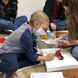 Padres de niños con cáncer demandan abasto de medicamentos