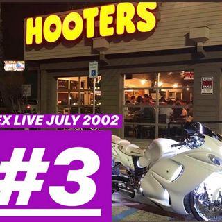SGTRH14 07/23/18: NREX LIVE JULY 2002 #3