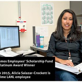 How the Los Alamos Employees' Scholarship Fund Changed My Life