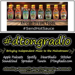 #MusicMonday on #dtongradio - Powered by African Dream Foods