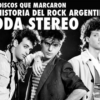 Discos: el debut de Soda Stereo