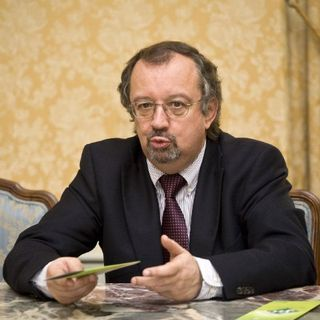 Giorgio Ferraris - sindaco di Ormea