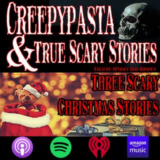 Episode 101 Three Scary Christmas Stories