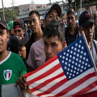 Invasión de migrantes, una constante desde el siglo XX