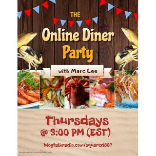 The Online Dinner Party with Marc Lee and Special Guests