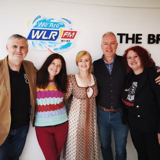 Nichola Beresford, Liz Reddy and Timmy Ryan look back fondly as WLR turns 30