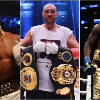 Inside Boxing Daily: Corruption in the heavyweight division, what's going on? Can it be fixed? A look back at Benitez-Cervantes