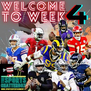 The Week Four Preview.