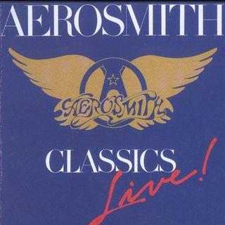 ESPECIAL AEROSMITH CLASSICS LIVE I 1986 #Aerosmith #ClassicsLive #westworld #tigerking #mulan #onward #twd #r2d2 #yoda #ww84 #